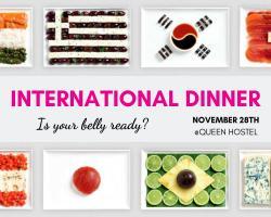 International Dinner!